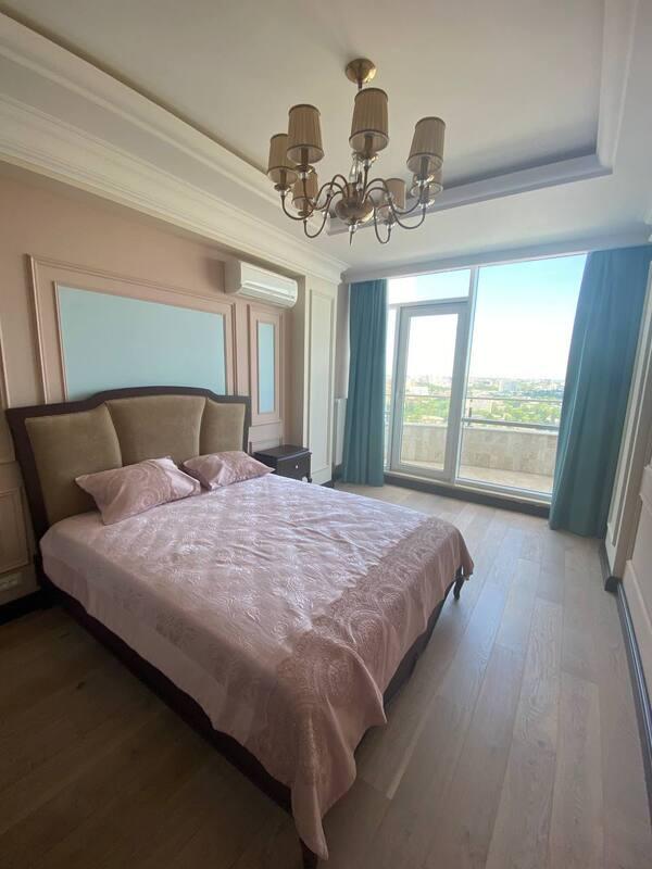 2-комнатная квартира на Французском бульваре