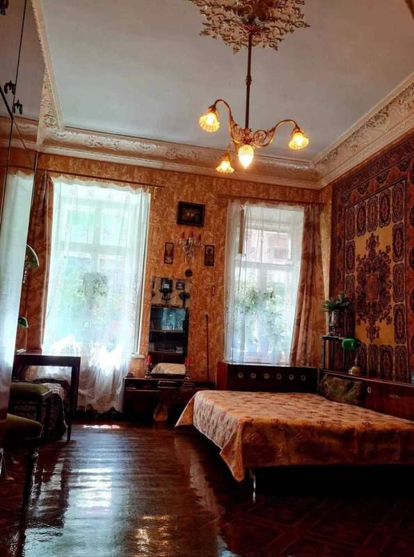 3-комнатная квартира на Софиевской