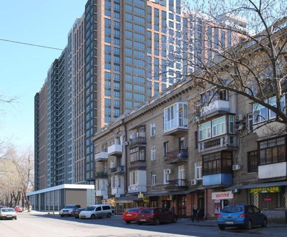1 комнатная квартира в ЖК Оскар, Гагарина