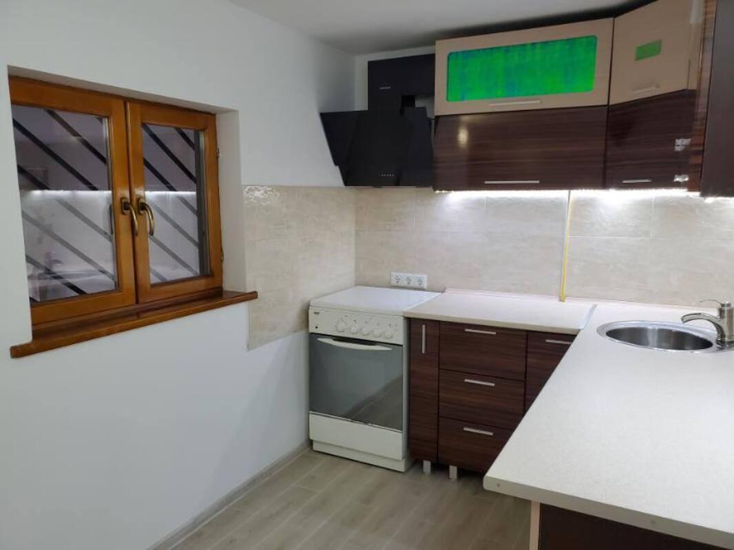Двухкомнатная квартира на Бунина