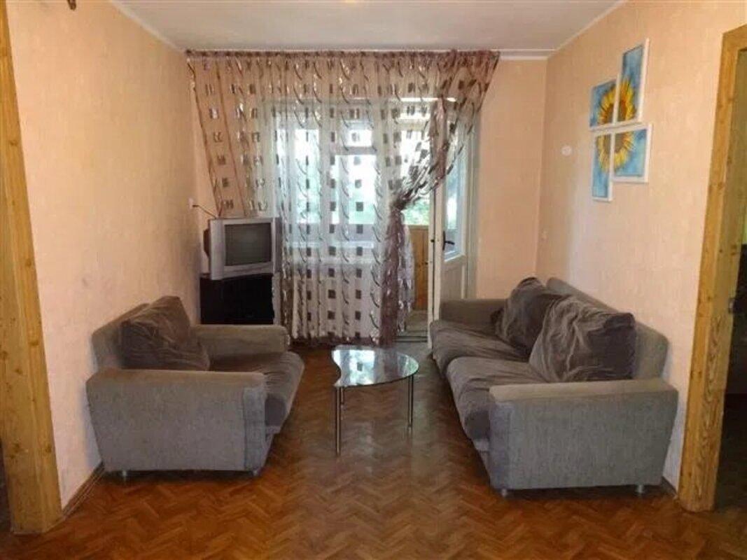 2-комнатная квартира на улице Еврейская