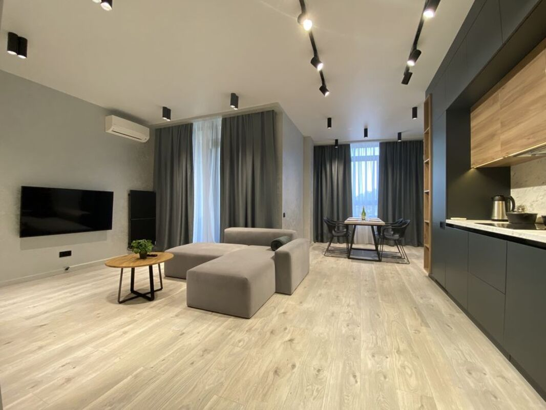 1-комнатная квартира в ЖК Коста Фонтана