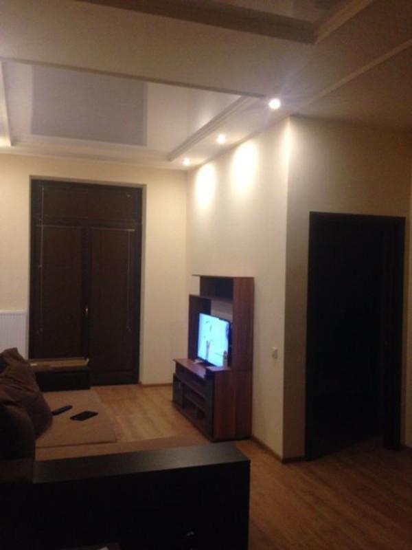 Квартира на Французском бульваре в ЖК Крит