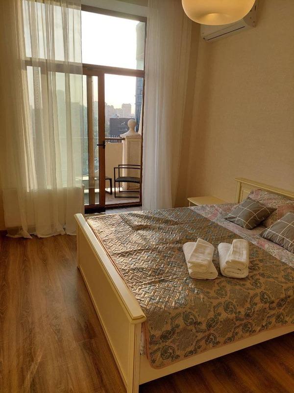 Квартира-апартаменты в Аркадии