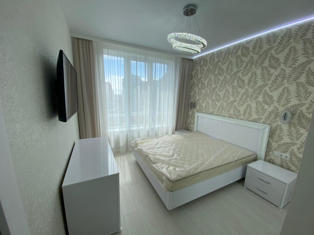 2 комнатная квартира в ЖК Омега с ремонтом