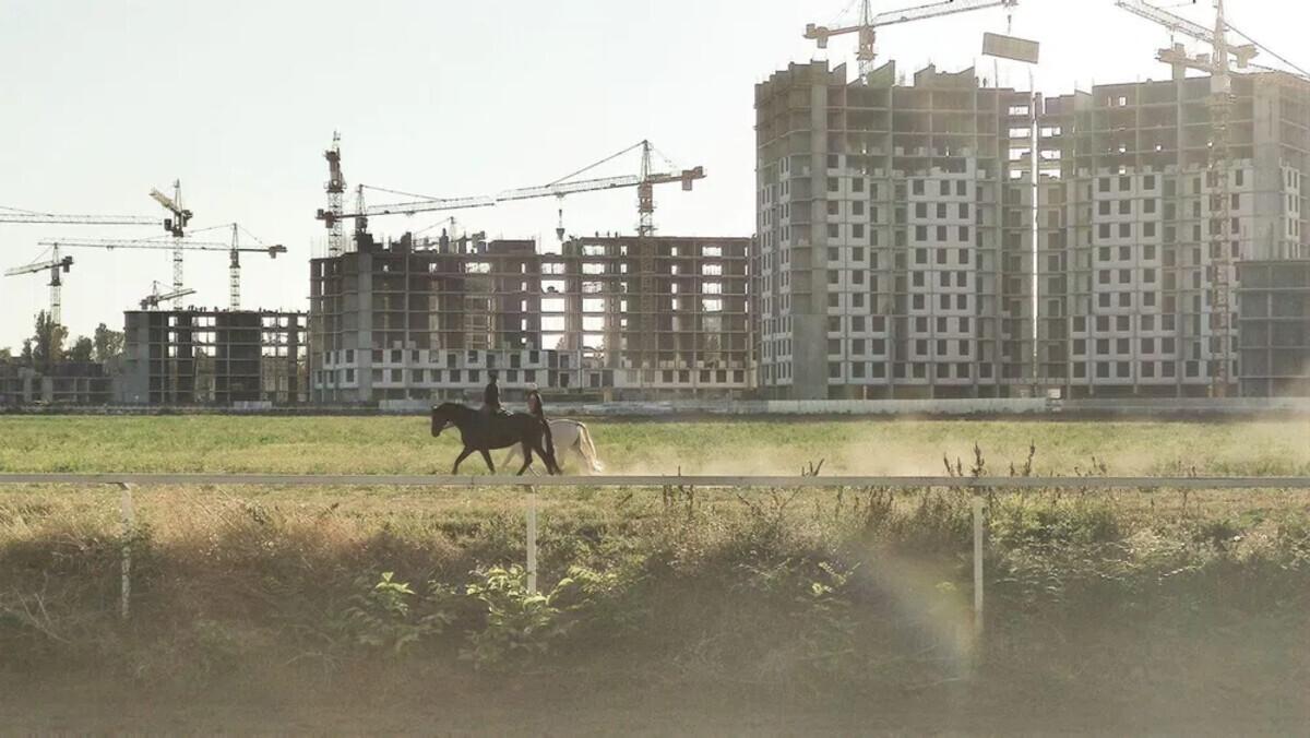 1-комнатная квартира Кадорр Сити на Краснова