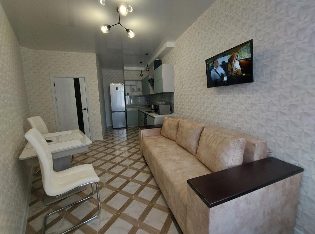 1-комнатная квартира в ЖК 45 Жемчужина