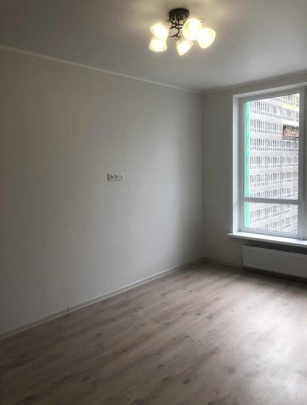 1 комнатная квартира c ремонтом в ЖК Акварель 2