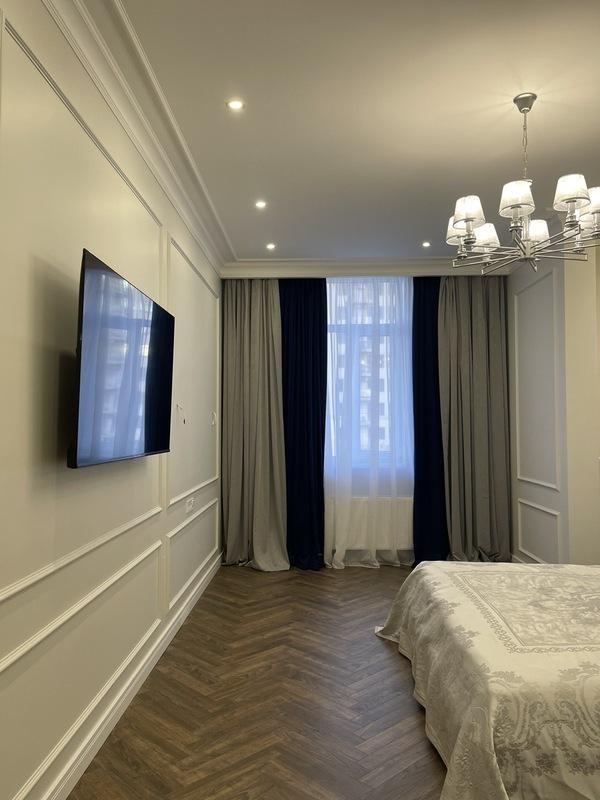 2-комнатная квартира в ЖК Гагаринский