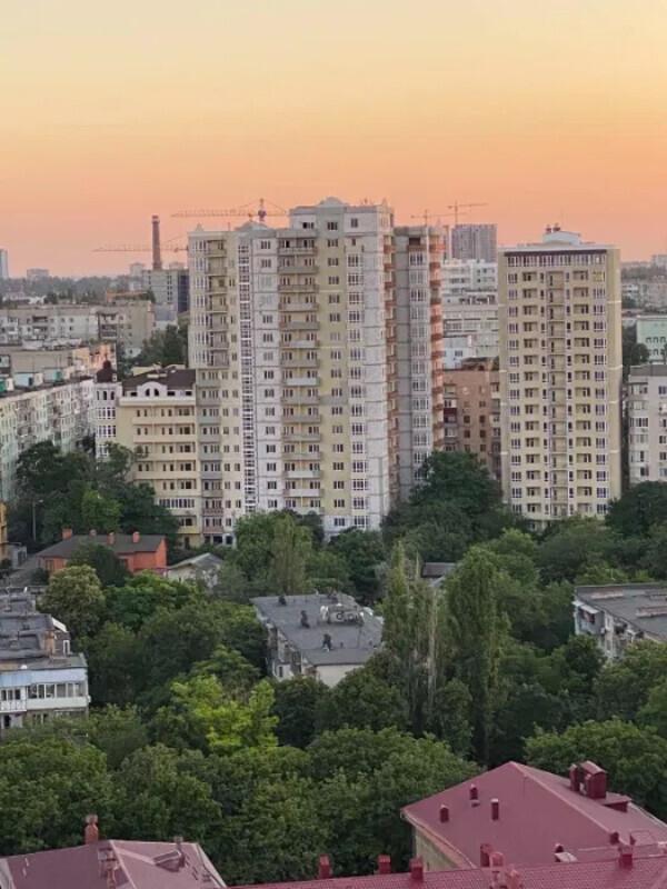 3-комнатная квартира в ЖК Солнечный