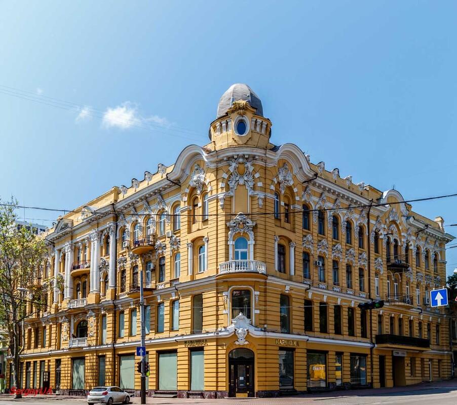 Квартира на улице Ришельевской под мини-отель