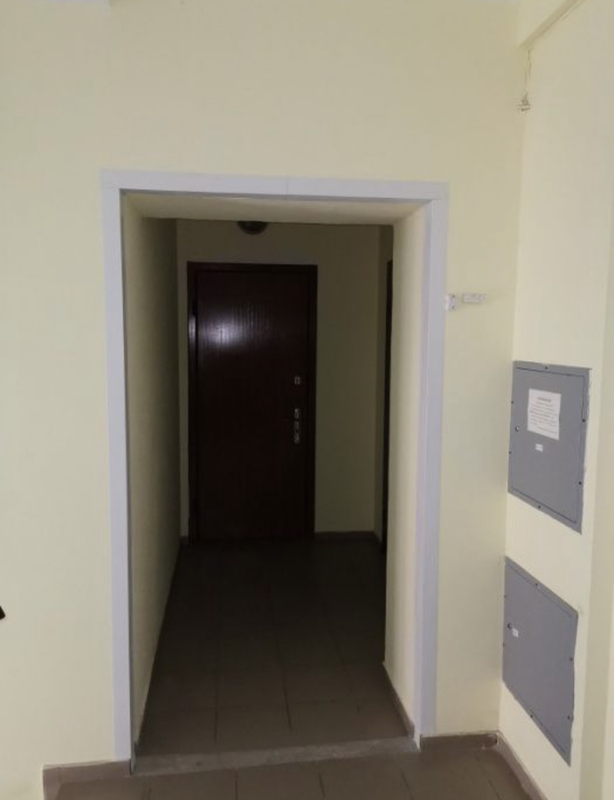 1-комнатная квартира на Дидрихсона. Дом от СК Стикон