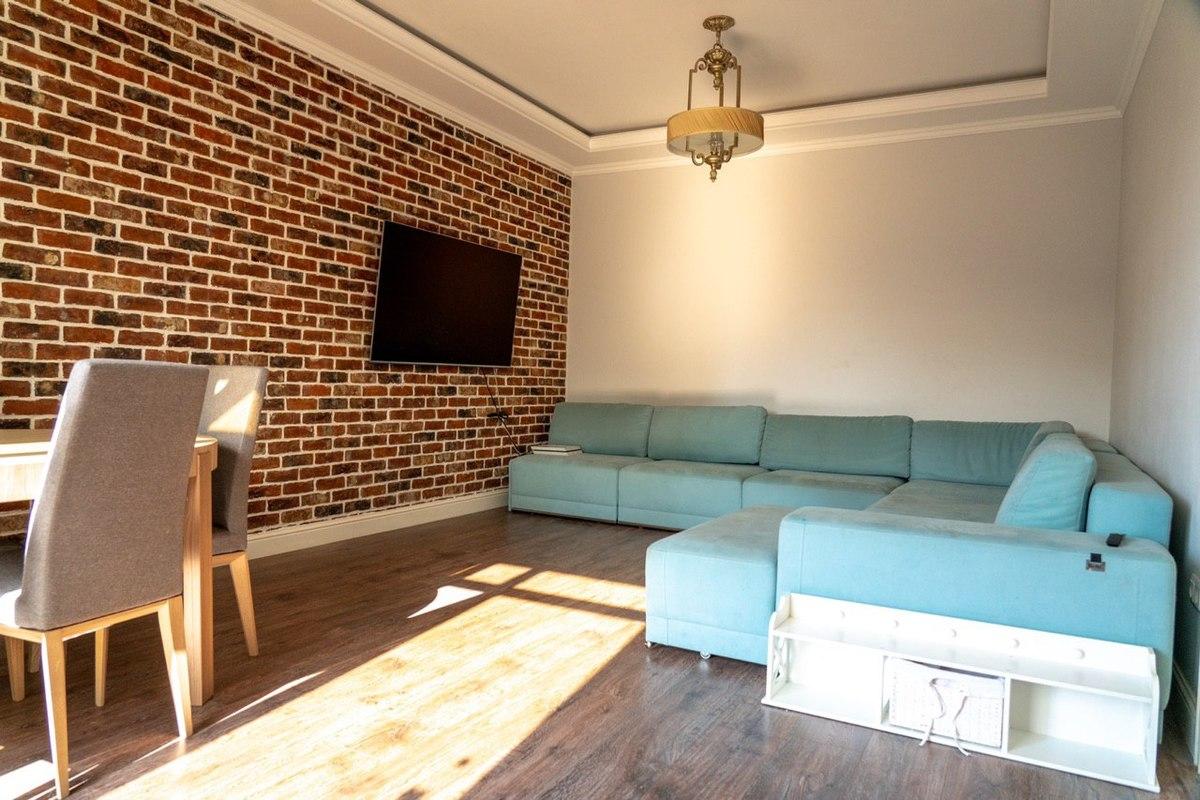3 комнатная квартира в ЖК 8 Жемчужина/Французский бульвар