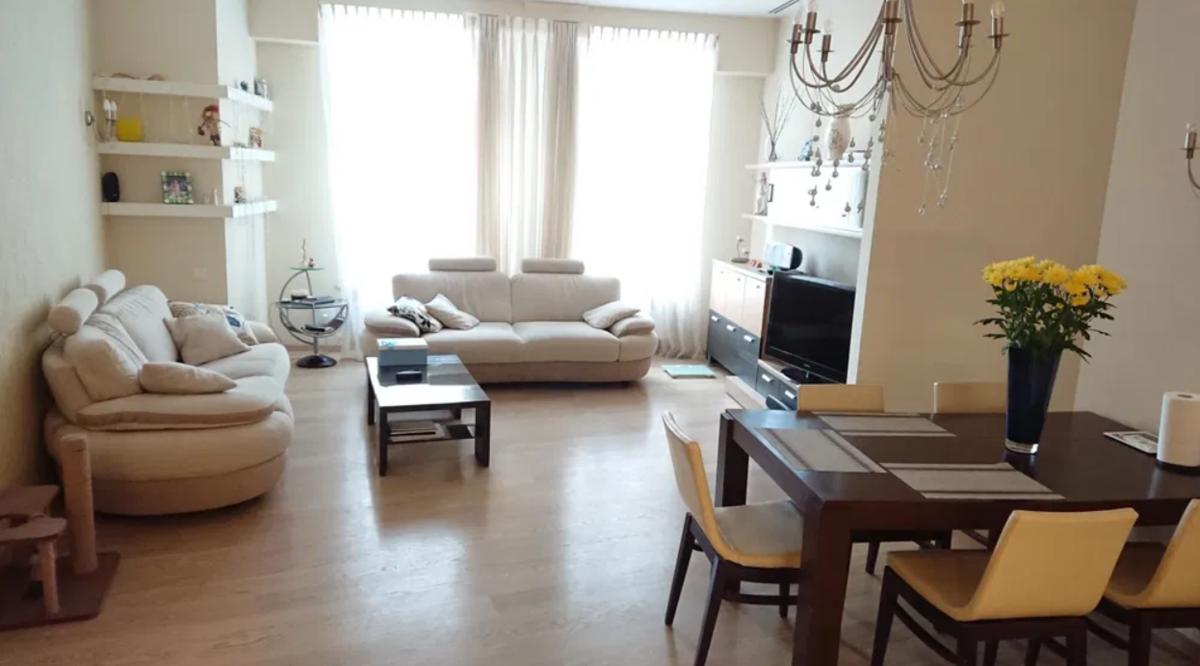 4-комнатная квартира на Лидеровском бульваре