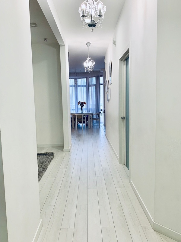3 комнатная квартира в ЖК Новая Аркадия/ул.Тенистая