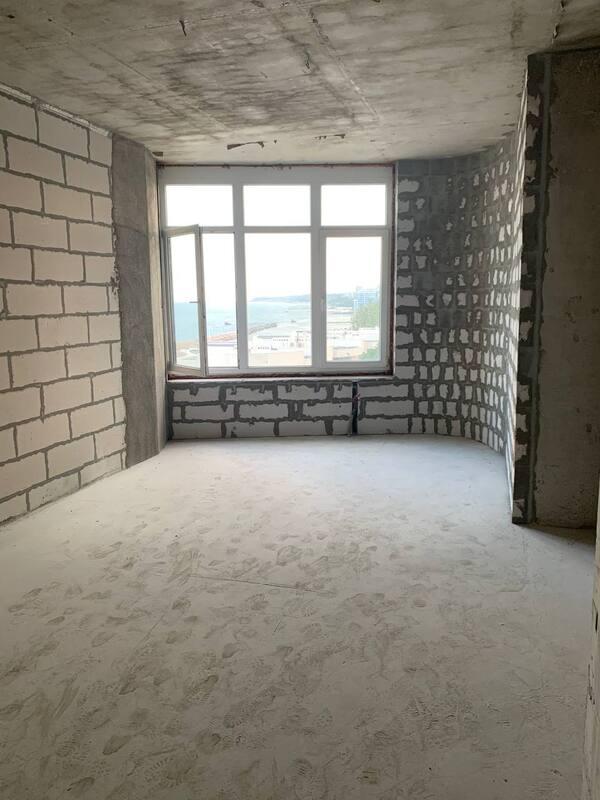 3 комнатная квартира в ЖК Морская Симфония