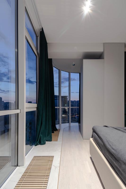 2 комнатная квартира в ЖК Гагарин Плаза