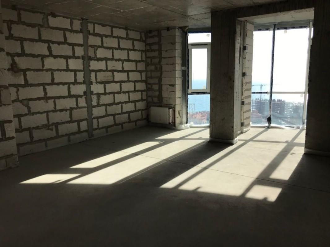 1 комнатная квартира с видом моря в ЖК Аквамарин