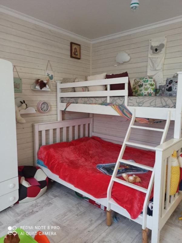 2-комнатная квартира с ремонтом в ЖМ Радужный