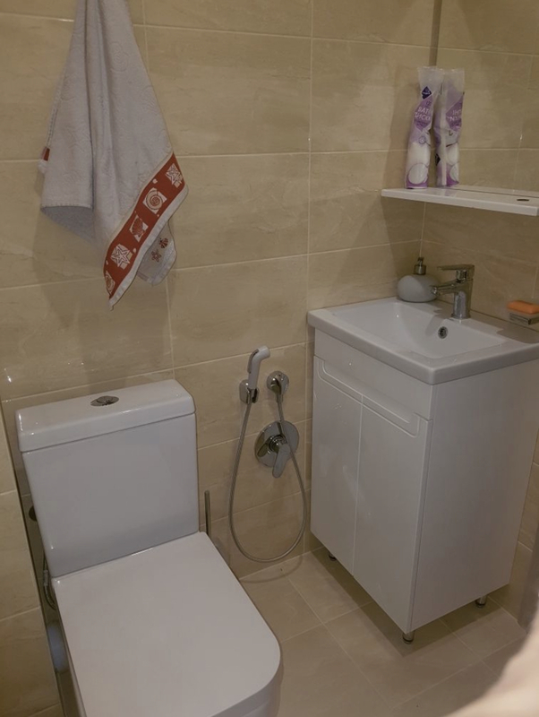 3-комнатная квартира в ЖК Вернисаж