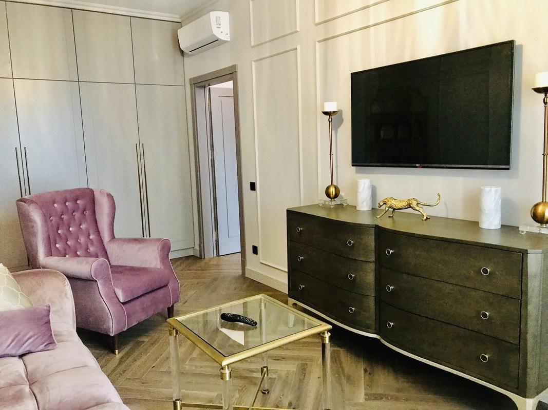 3 комнатная квартира в ЖК Граф