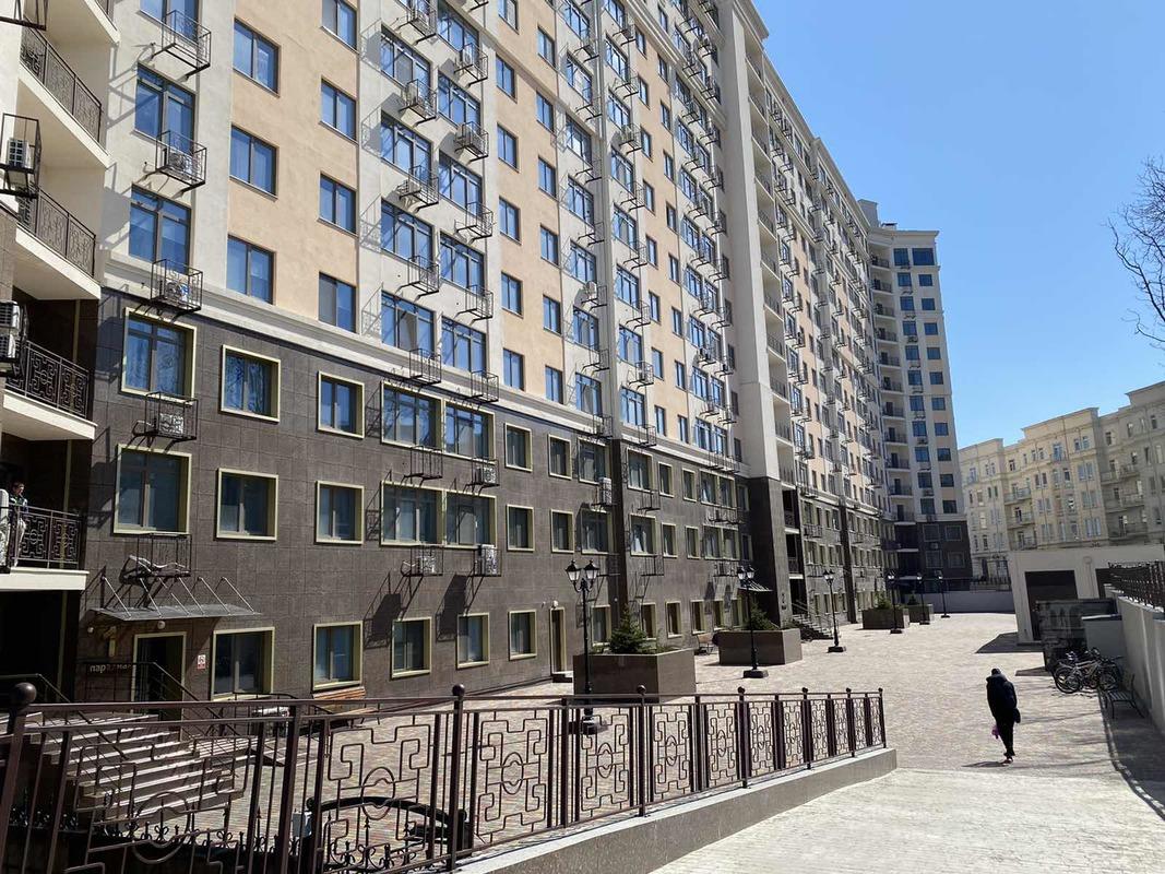 1 комнатная квартира в 31 Жемчужине/Фонтанская дорога