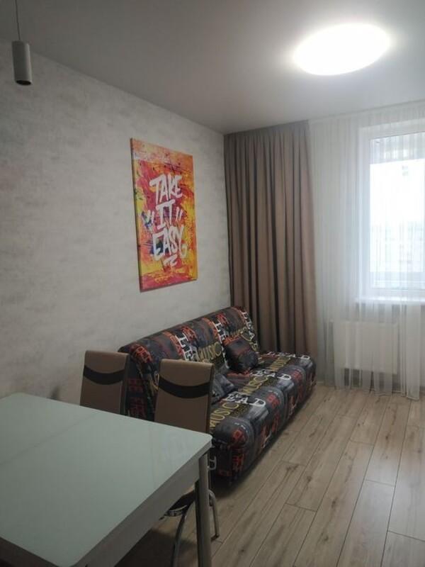 Уютная квартира на улице Костанди