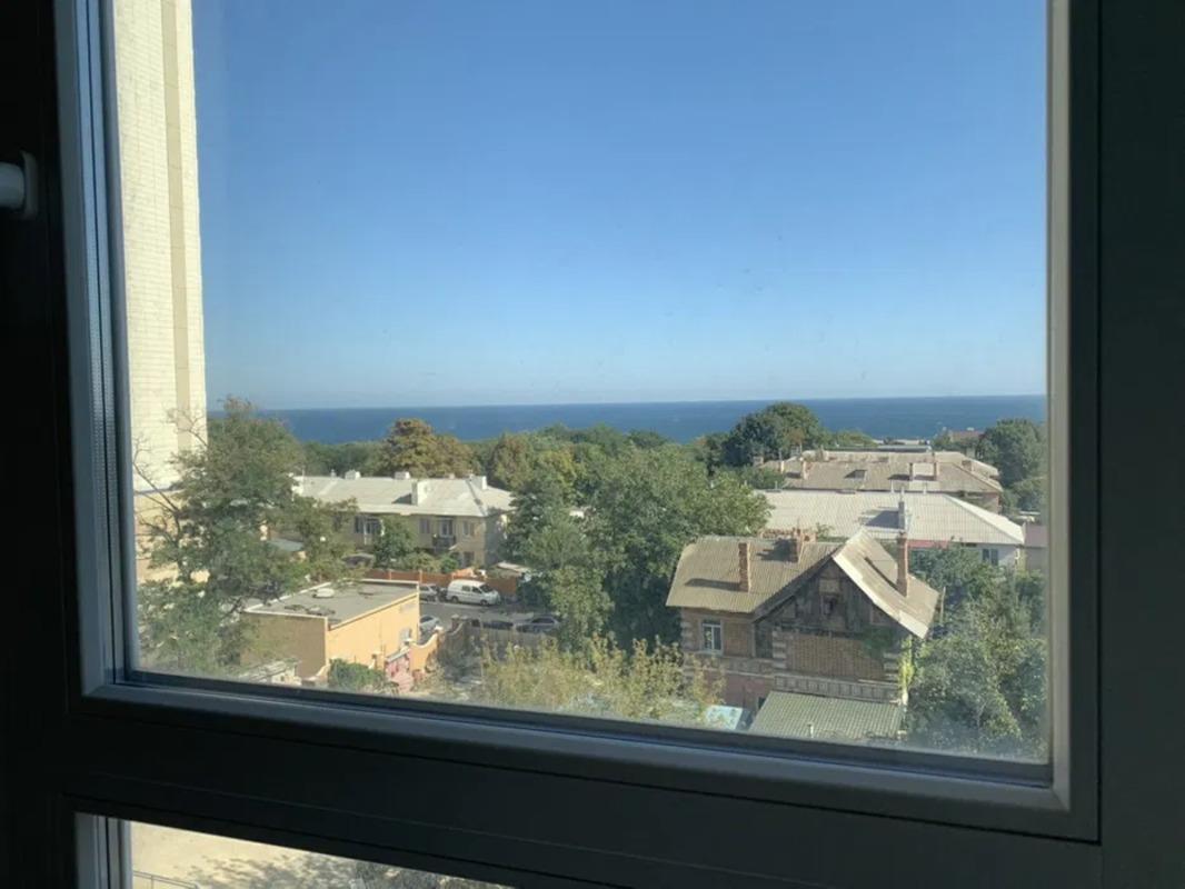 1-комнатная квартира с видом на море в ЖК Новый берег