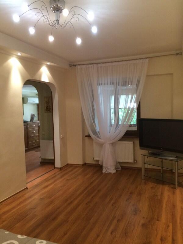 1-комнатная квартира со своим входом на Терешковой/Героев Крут