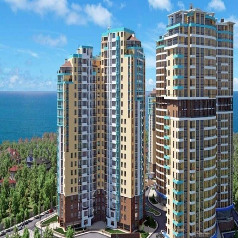 2- комнатная квартира в ЖК Аквамарин от строителей