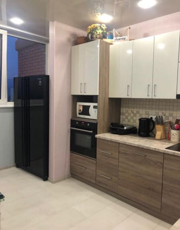 2 комнатная квартира с ремонтом в ЖК «Балковский»