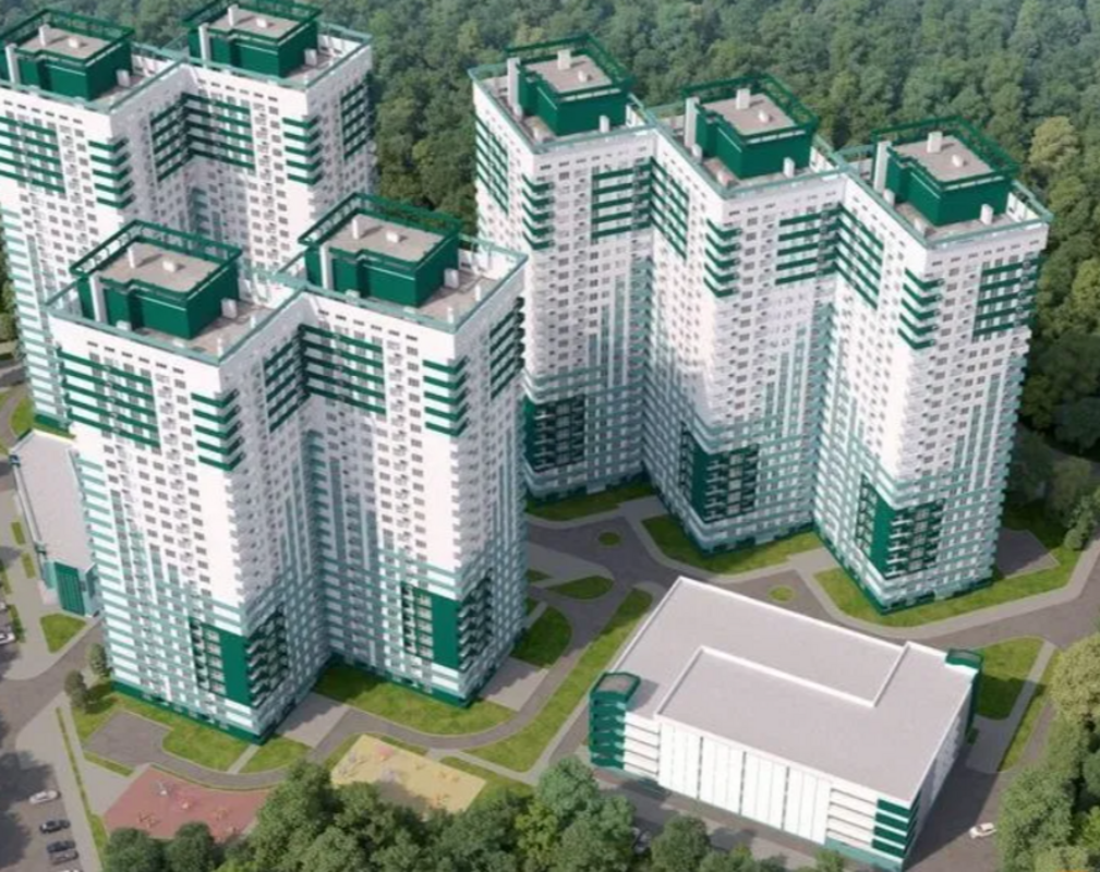 Однокомнатная квартира в жилом комплексе Альтаир-3