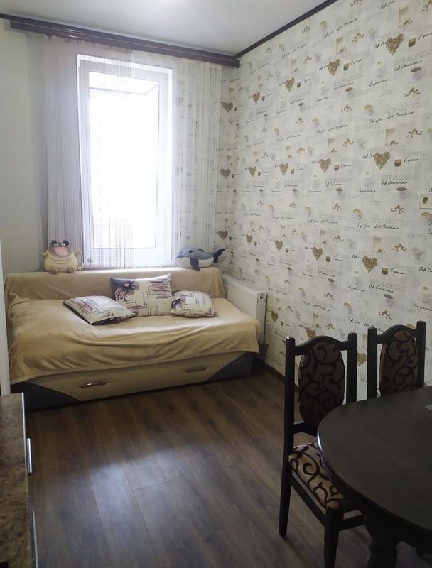 1-комнтаная квартира в ЖК Одиссей