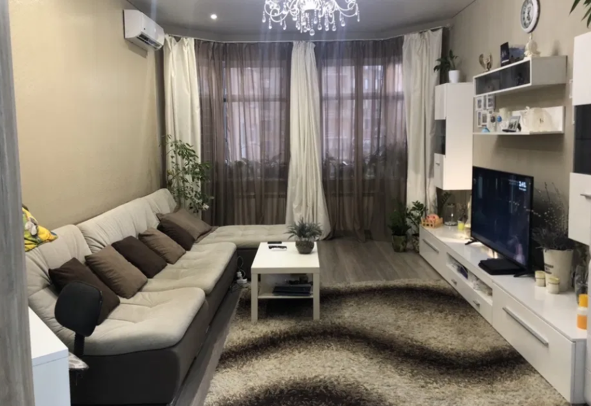 2 комнатная квартира в ЖК Ассоль на Говорова