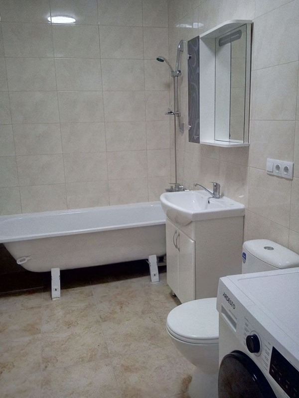 2-комнатная с ремонтом по улице Гранитная