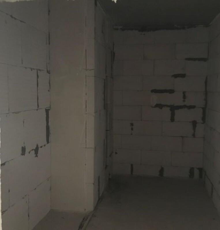 2-комнатная квартира в 1 Жемчужине