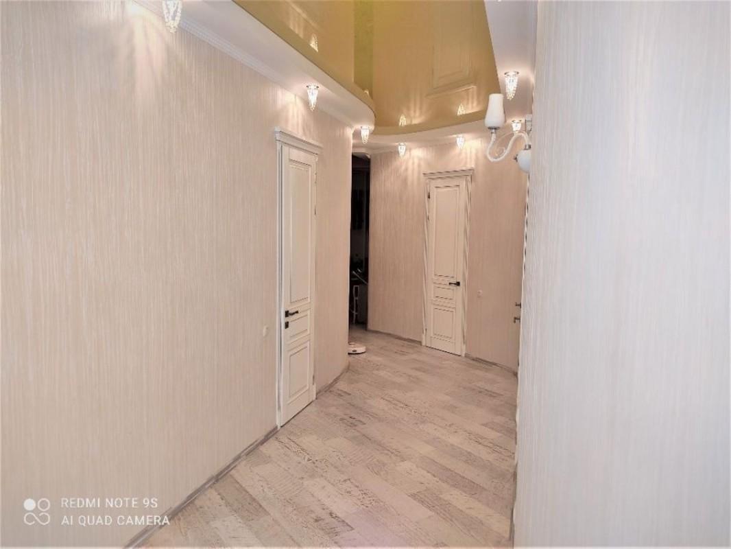 3 комнатная квартира в ЖК Французский
