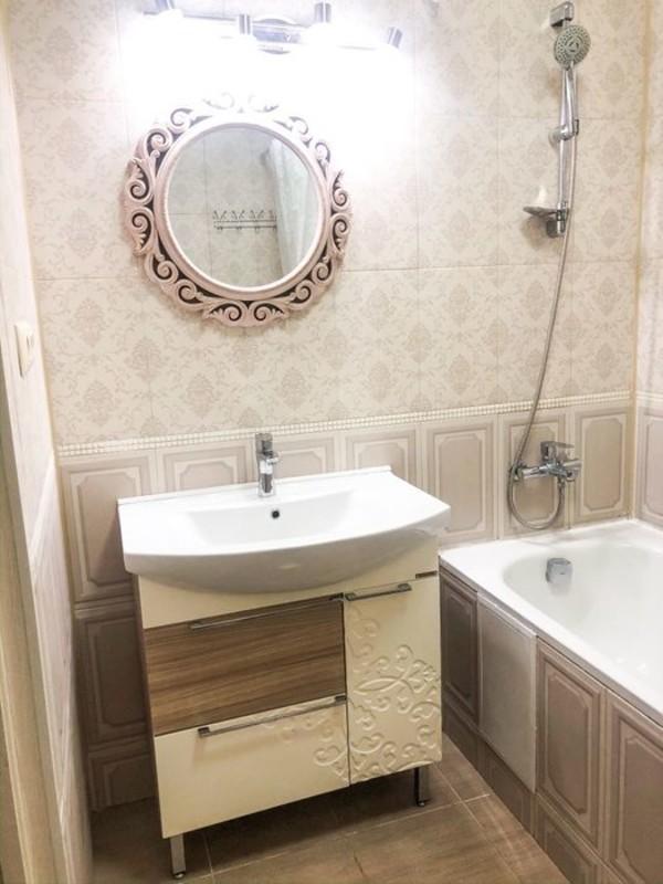 2 комнатная с ремонтом в ЖК Романовский на Проценко