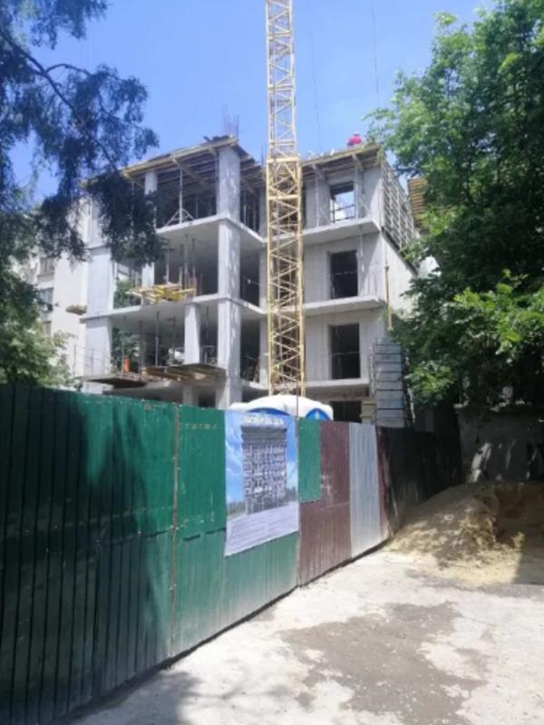 Квартира-студия в ЖК Олимпиец на проспекте Шевченко
