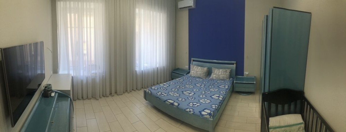 Двухуровневая квартира на Разумоской