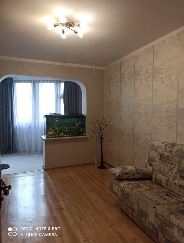 3-комнатная квартира на Глушко