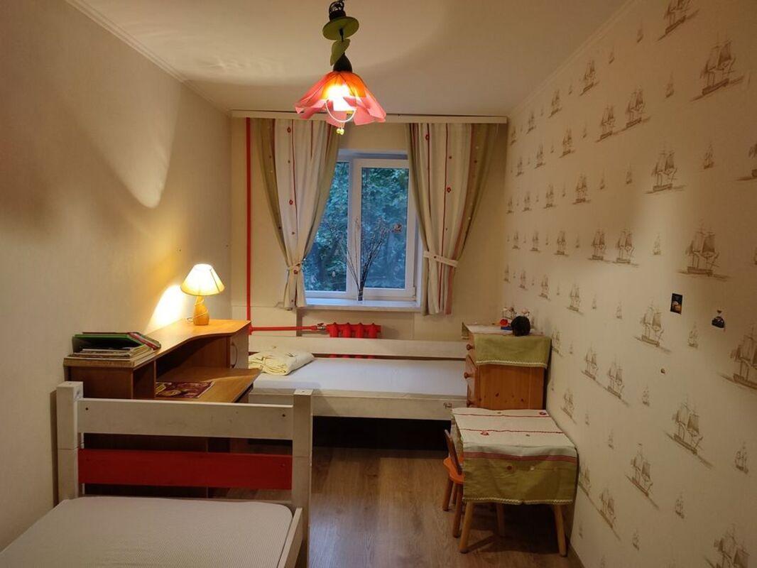 3-комнатная квартира на 6 станции фонтана