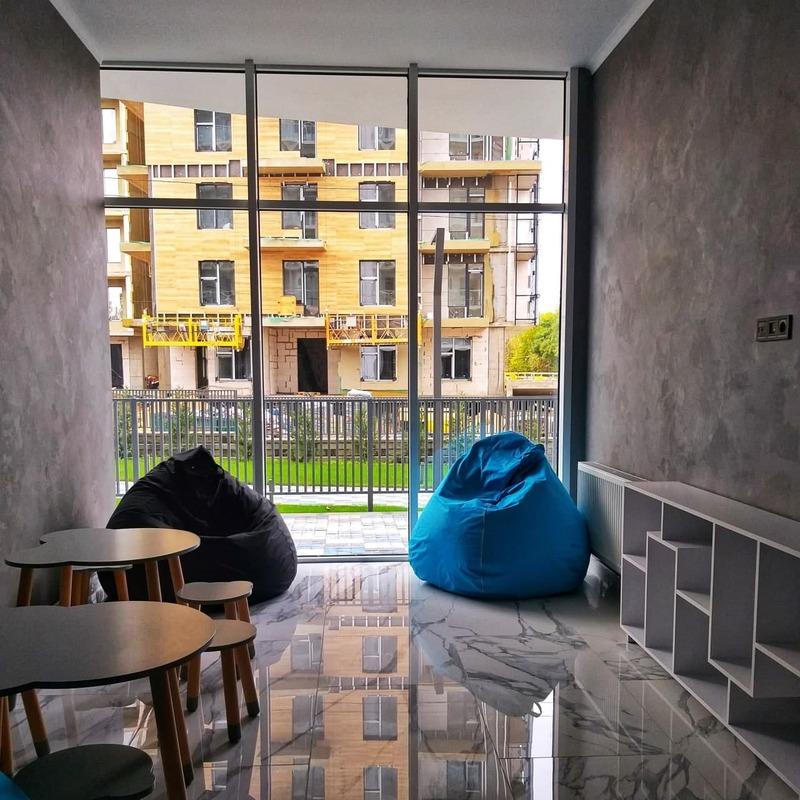 3-комнатная квартира с видом на море в ЖК Корфу