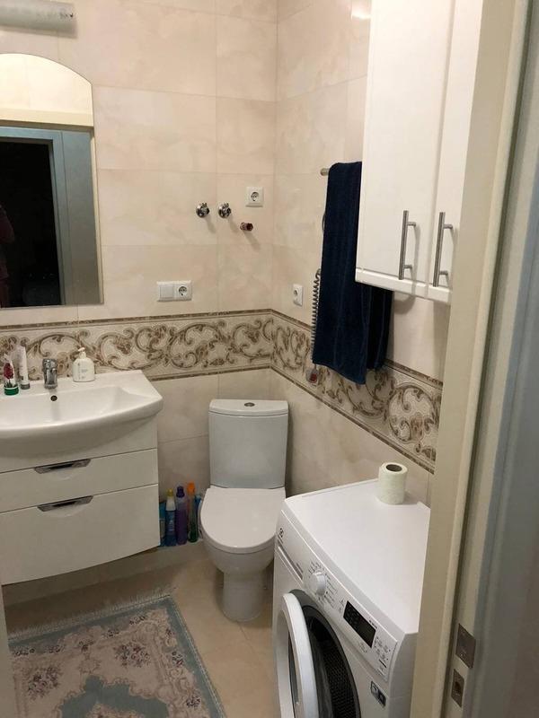 1-комнатная квартира в ЖК Апельсин