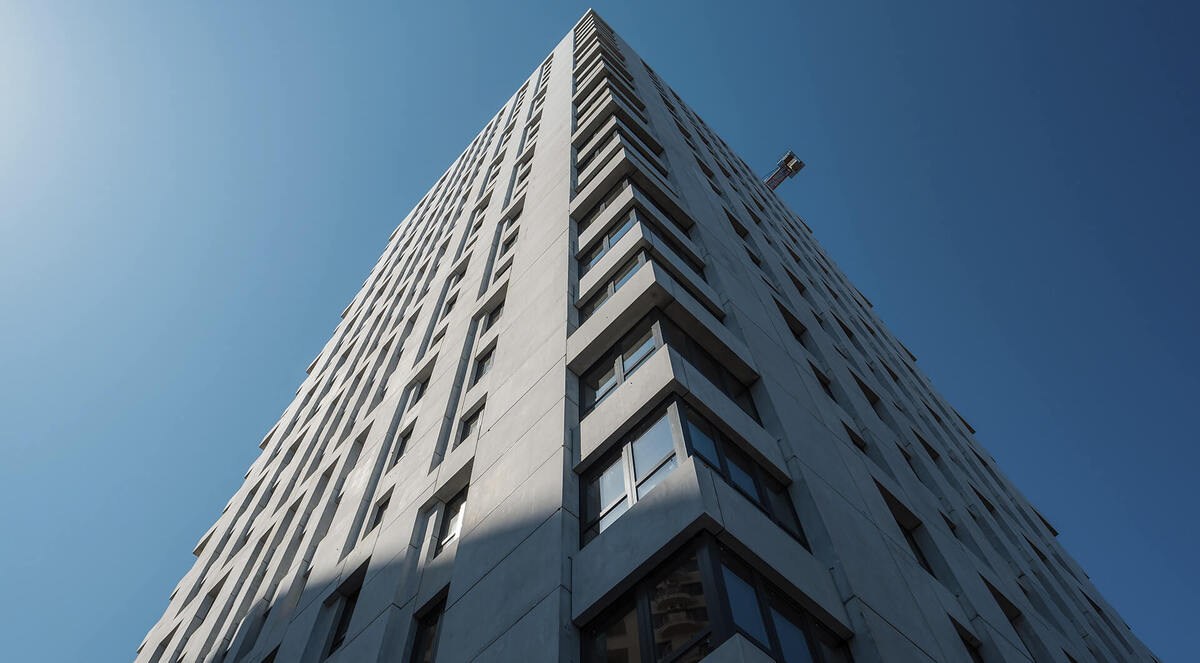1 комнатная квартира в ЖК Си Вью/Аркадия