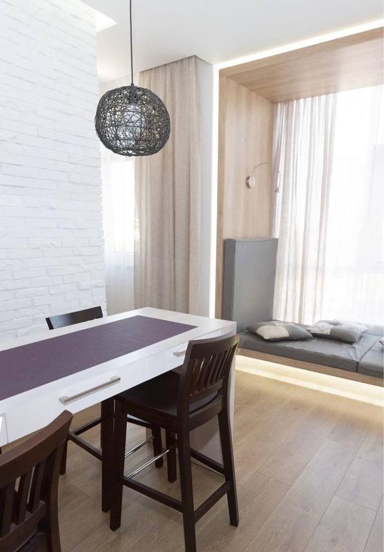 1-комнатная квартира в 6 Жемчужине