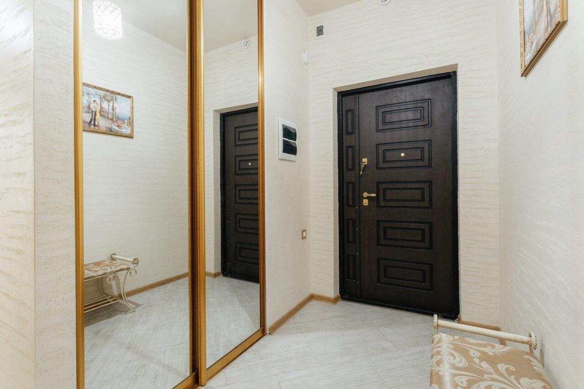 1 комнатная квартира с ремонтом на Гагаринском Плато