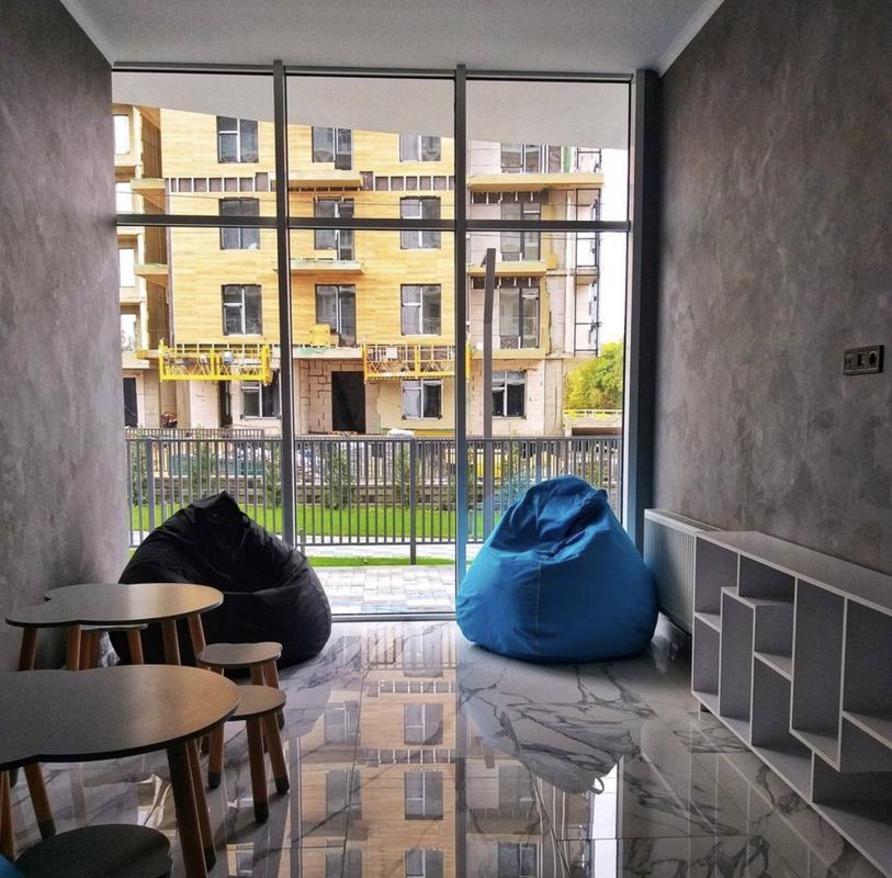 3-комнатная квартира в ЖК Корфу