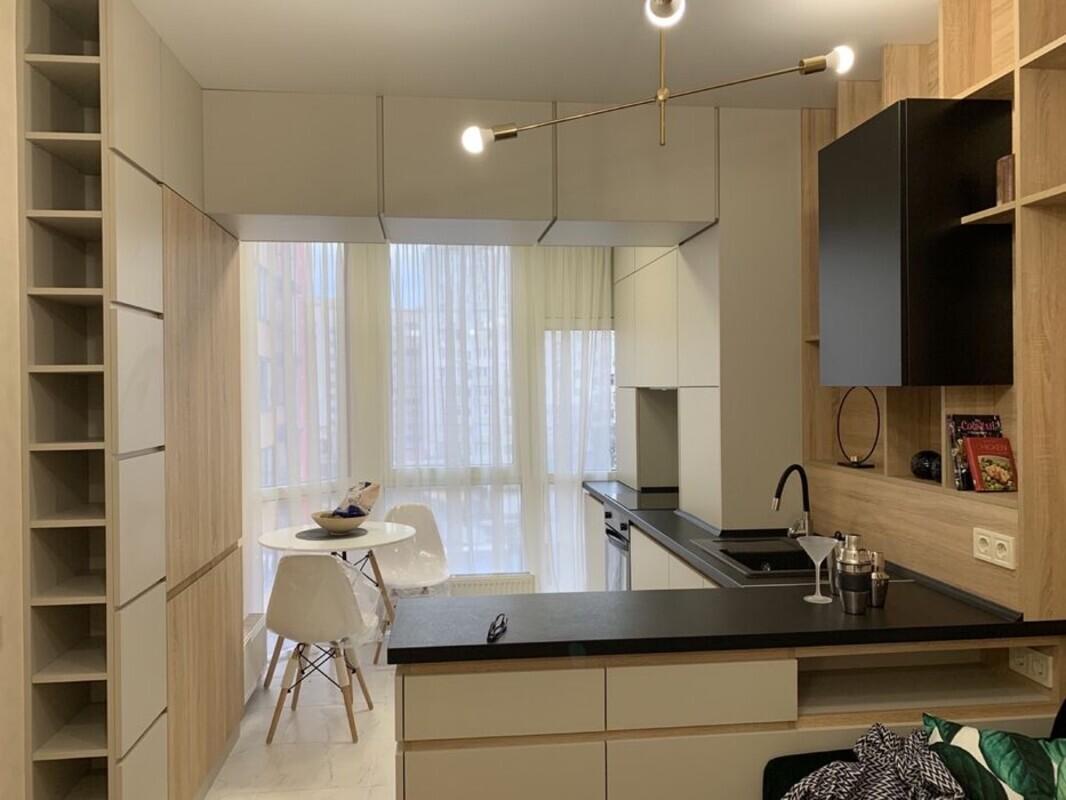 1-комнатная квартира в ЖК Малинки