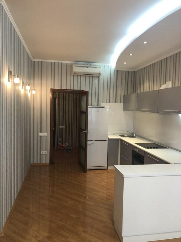 3-комнатная квартира по улице Генуэзской